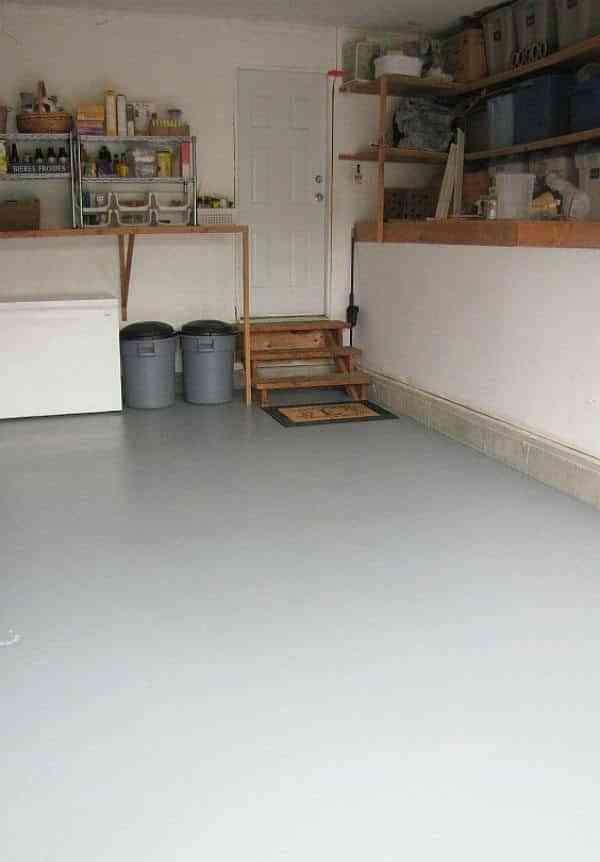 pintar el suelo del garaje final