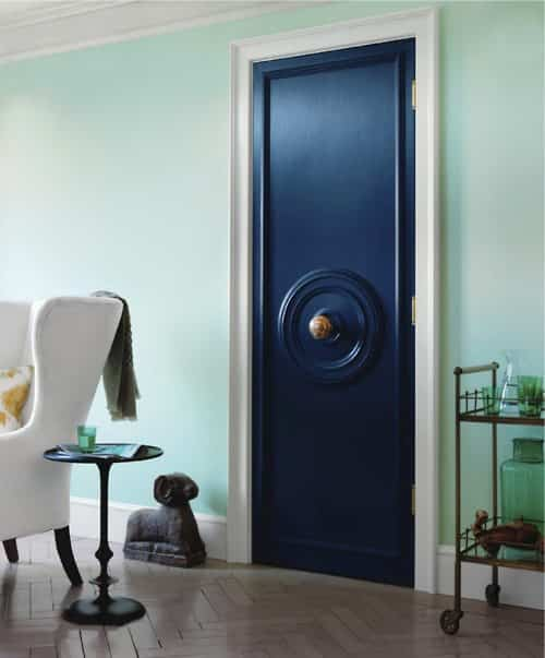 paint interior doors cocoon
