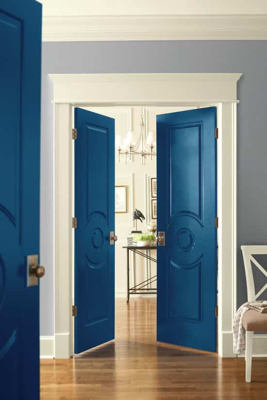 paint interior doors design meet style