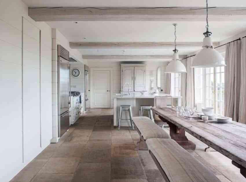 renovar el suelo de la cocina freshome stone