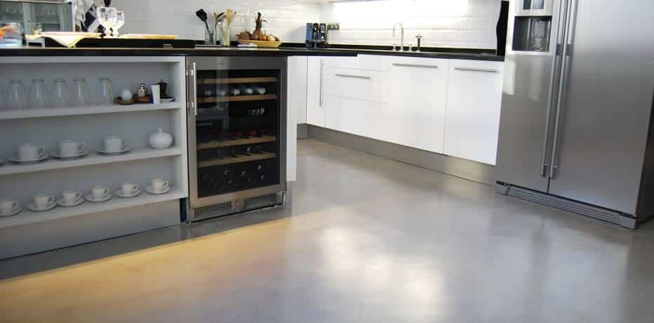 renovar el suelo de la cocina soinco
