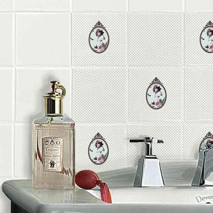 Decorar la cocina y el ba o con vinilos para azulejos - Decorar azulejos ...