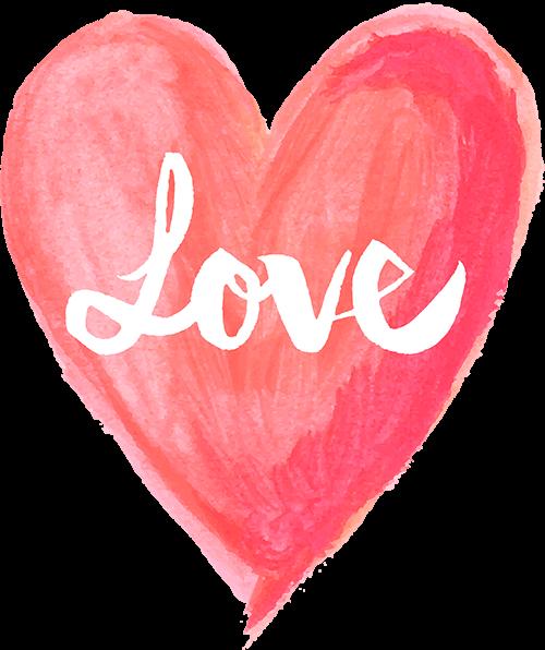 vinilos para enamorados tenvinilo corazon