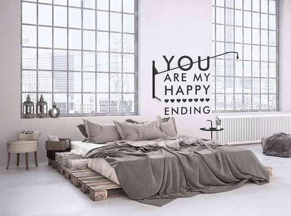 vinilos para enamorados tenvinilo happy ending