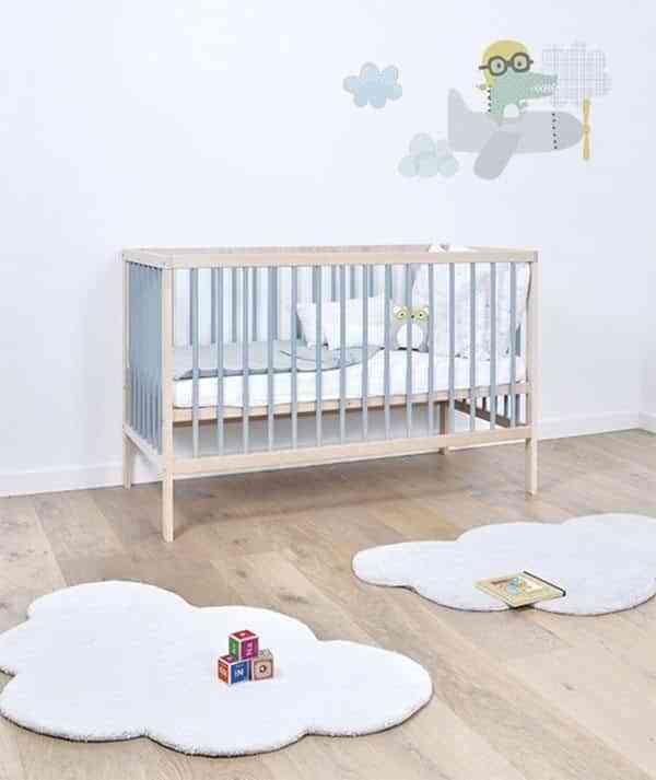 5 alfombras para beb s que te encantar n y a tu peque - Alfombra habitacion nino ...