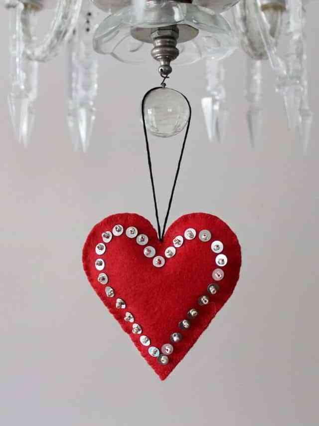 Llena tu casa de amor con estos corazones para San Valentín