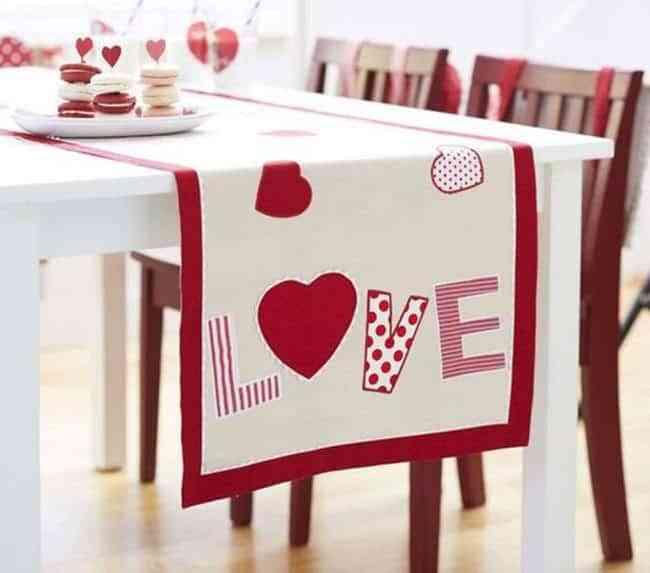 5 Ideas Romanticas De Decoracion Para San Valentin - Decoracion-san-valentin