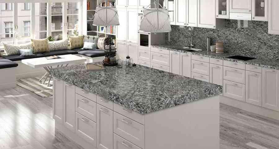 Razones por las que elegir una encimera de granito para la - Colores de granito para encimeras de cocina ...