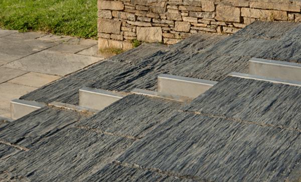 Todas las ventajas de los suelos de pizarra para exterior - Pavimento exterior barato ...