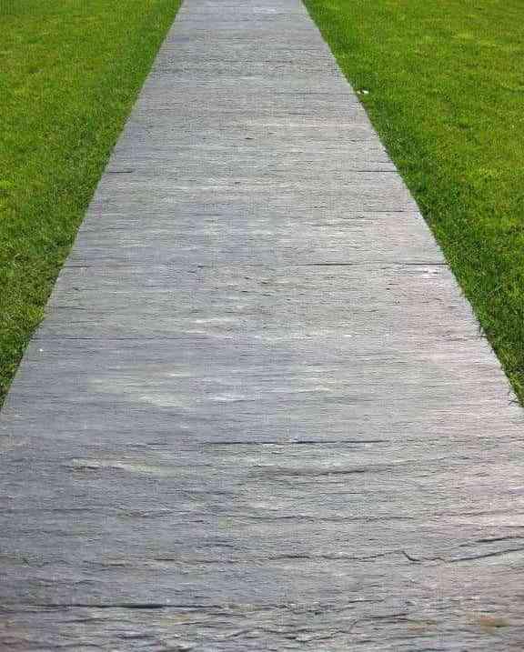 Todas las ventajas de los suelos de pizarra para exterior - Suelos jardin exterior ...