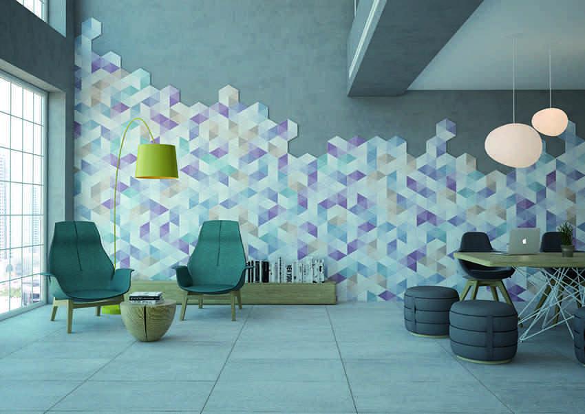 5 tendencias que triunfan hoy en cerámica para suelos y paredes