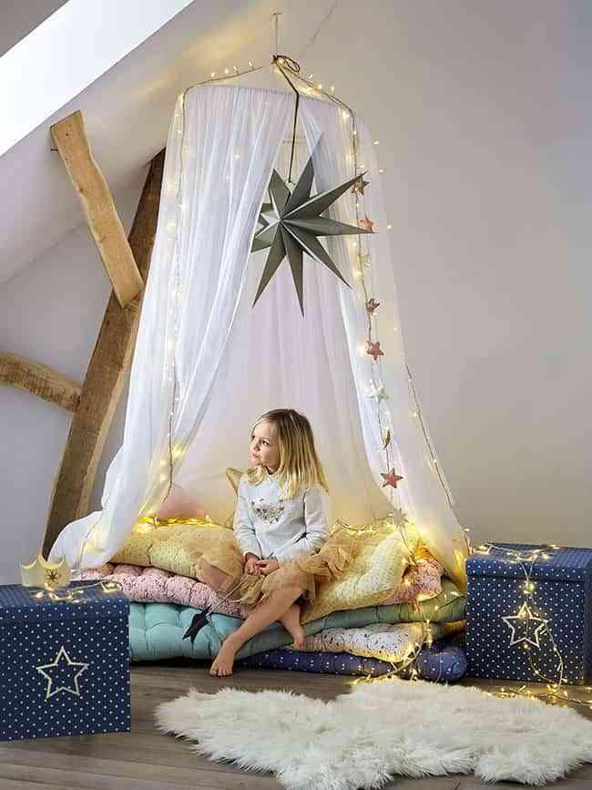 ideas para decorar las habitaciones infantiles con colchonetas para ni os. Black Bedroom Furniture Sets. Home Design Ideas