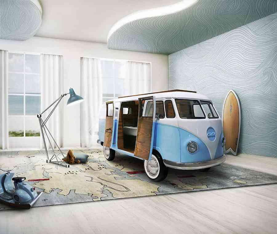 4 ideas geniales para decorar una habitación infantil original