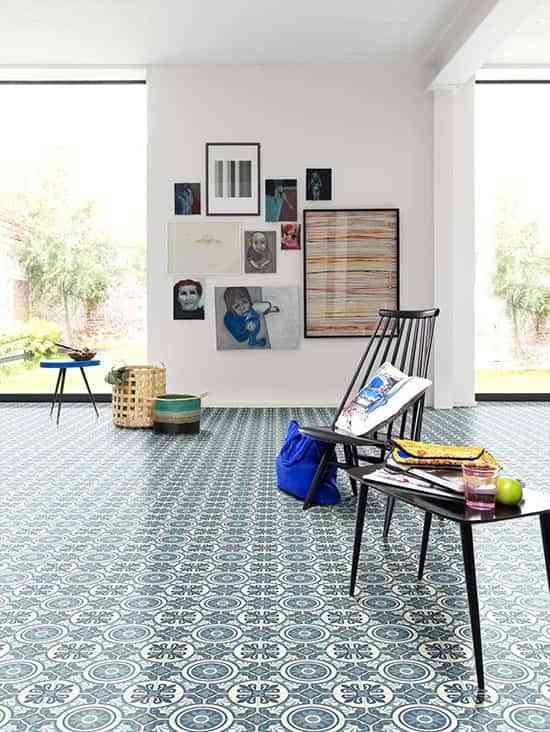 Renueva tu casa con un suelo de vinilo y aprovecha sus ventajas