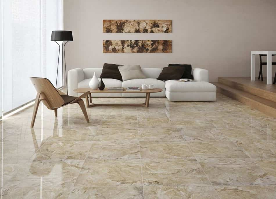 ventajas de los suelos de marmol garo