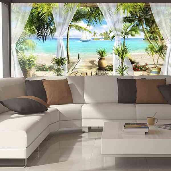 Vinilos para paredes de salon nuevos diseos de vinilos - Vinilos decorativos para salon ...