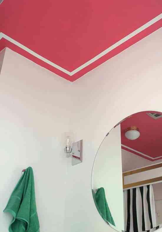 Te atreves a pintar los techos de una forma diferente y original - Consejos para pintar techos ...