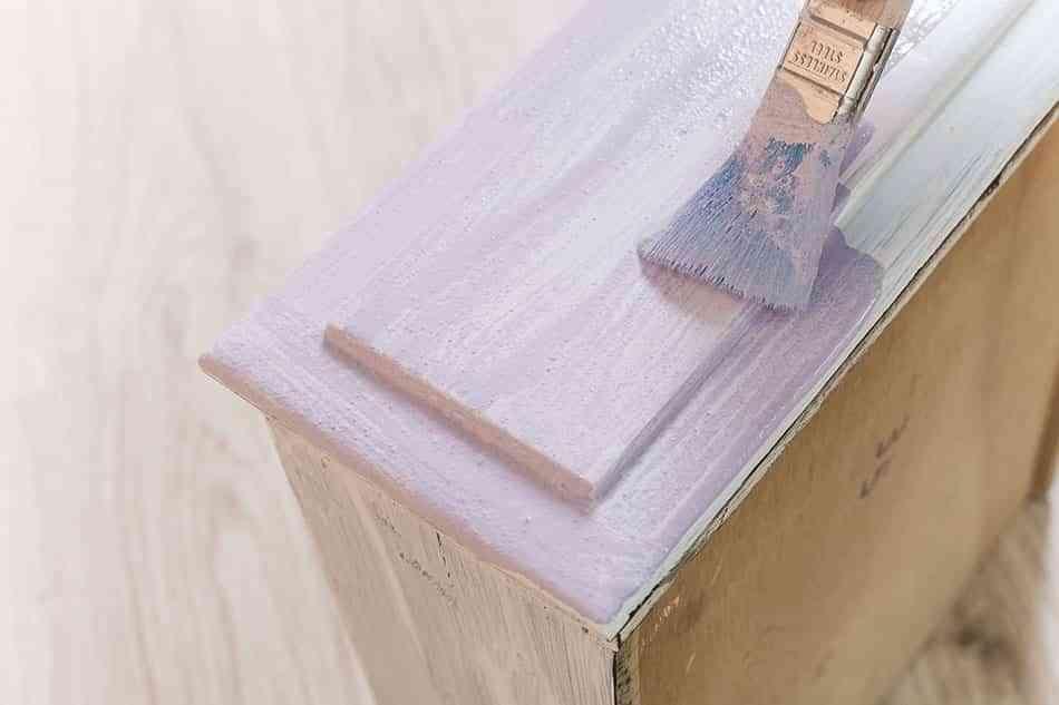 Descubre c mo pintar muebles de madera con milk paint - Muebles en crudo para pintar ...
