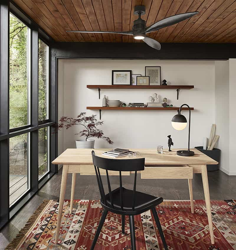Prepara tu casa para el verano con un ventilador de techo moderno