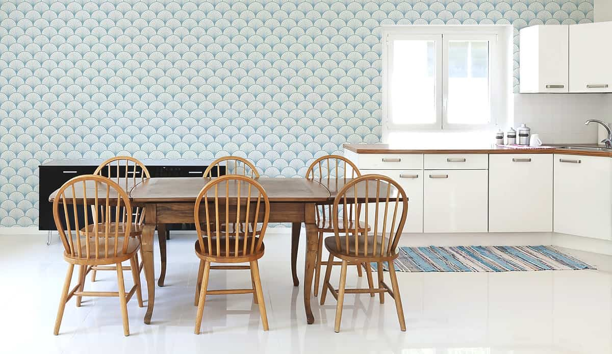 Papel tapiz personalizado a su gusto para decorar paredes - Papel para paredes de cocina ...