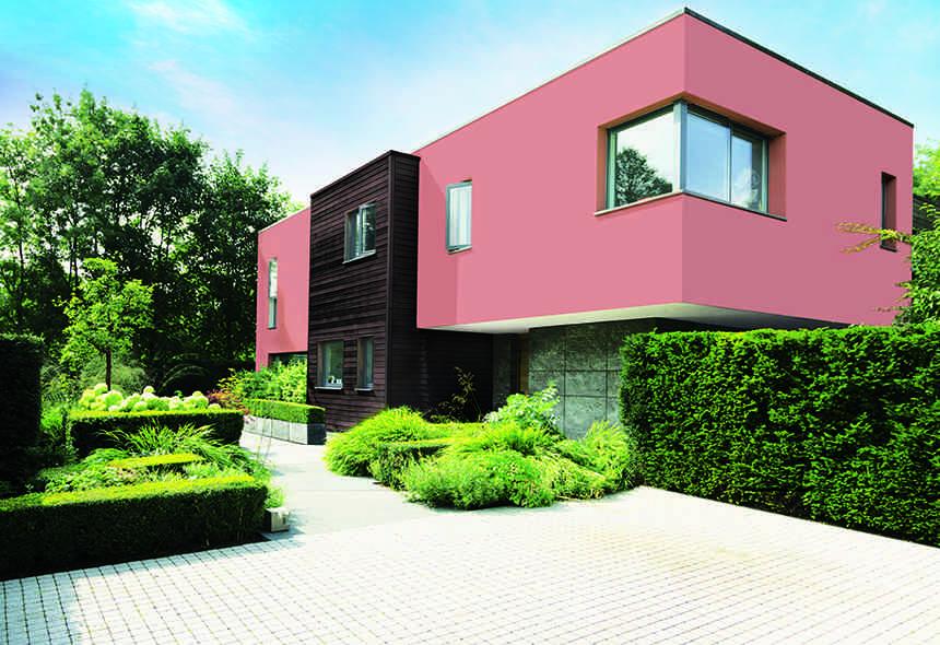 Colores e ideas para renovar la fachada y dejarla espectacular