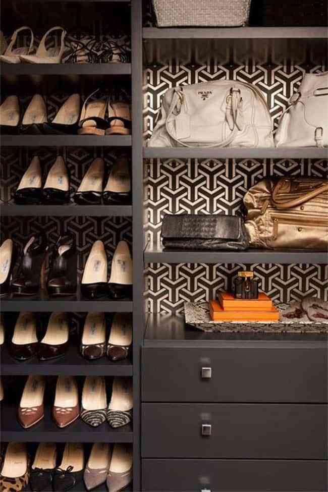 5 zapateros para armarios para mantener el calzado en orden for Mueble zapatero esquinero