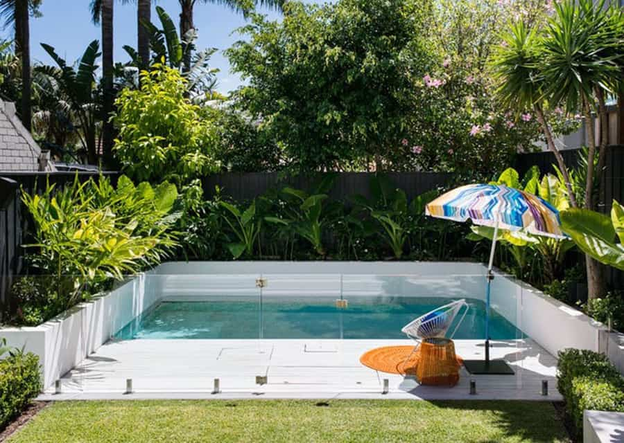 ahorrar agua en la piscina apartmaent therapy