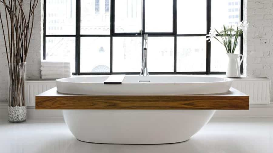 Todas las claves para elegir la bañera más adecuada para tu baño