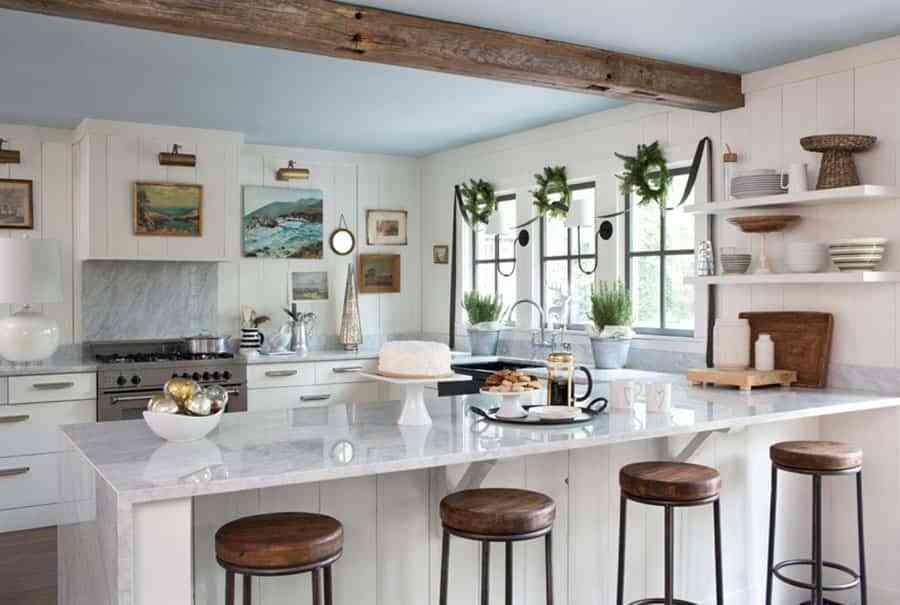 Descubre todas las ventajas de tener una isla en la cocina