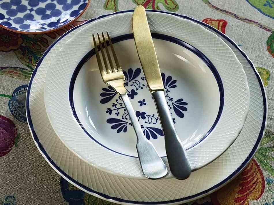 6 vajillas de verano perfectas para comer al aire libre o - Vajillas zara home ...