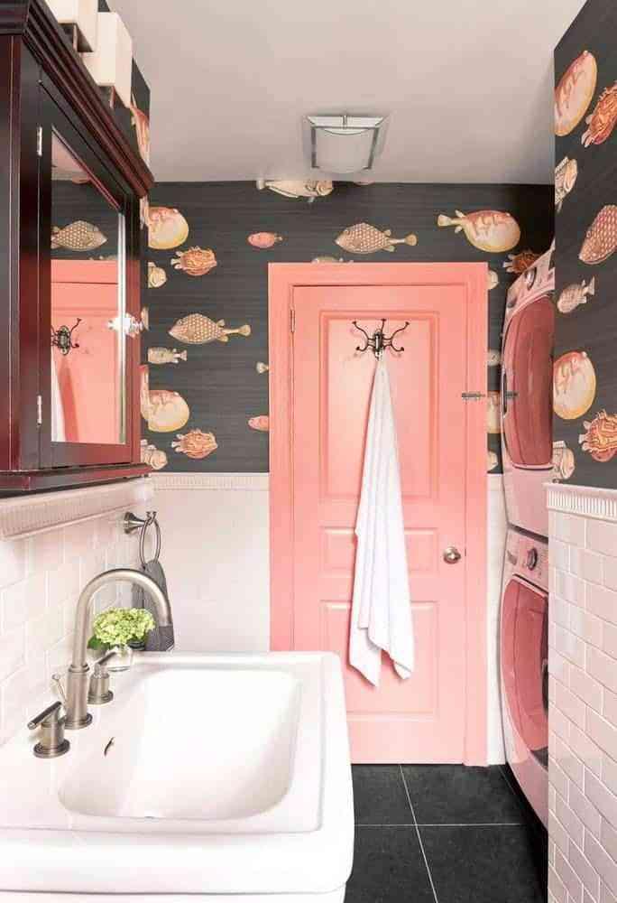 el encanto de tener un cuarto de ba o de color rosa
