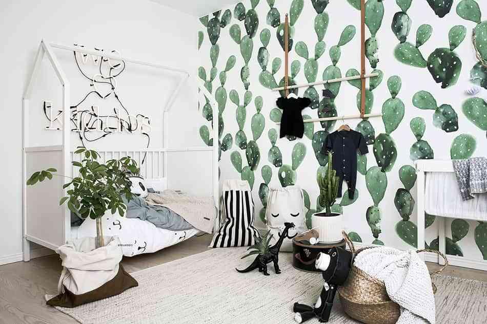 5 formas espectaculares de decorar con cactus que te van a encantar