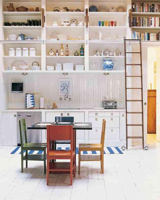 redecorar la cocina martha stewart