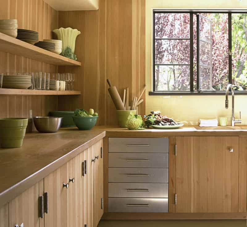 Sabes elegir el tipo de tiradores para los muebles de cocina - Tiradores de puertas de cocina ...