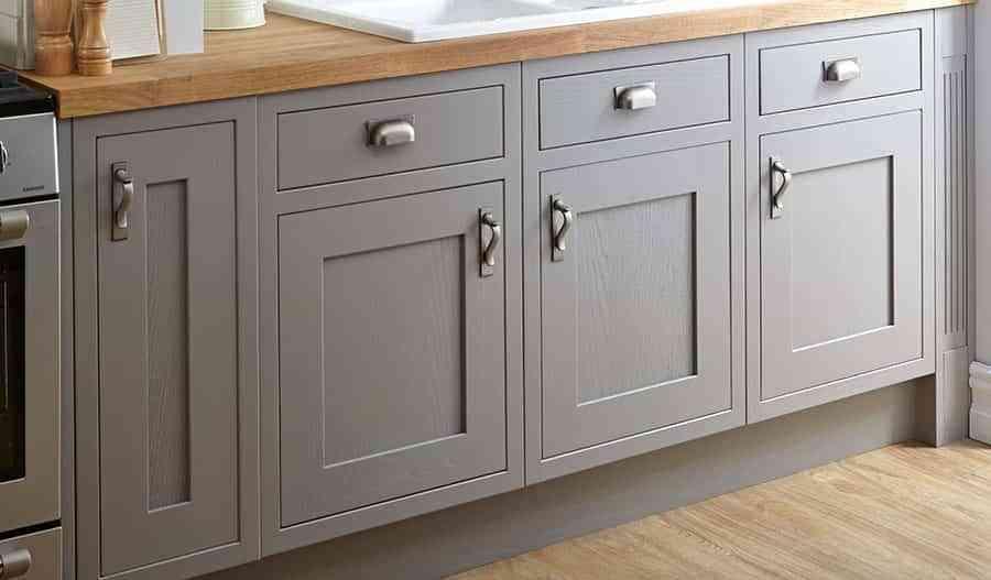 Sabes elegir el tipo de tiradores para los muebles de cocina - Tiradores de cocina modernos ...