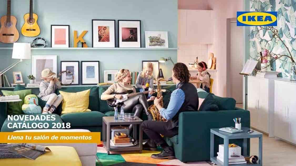 Ya están aquí las novedades del catálogo de Ikea 2018