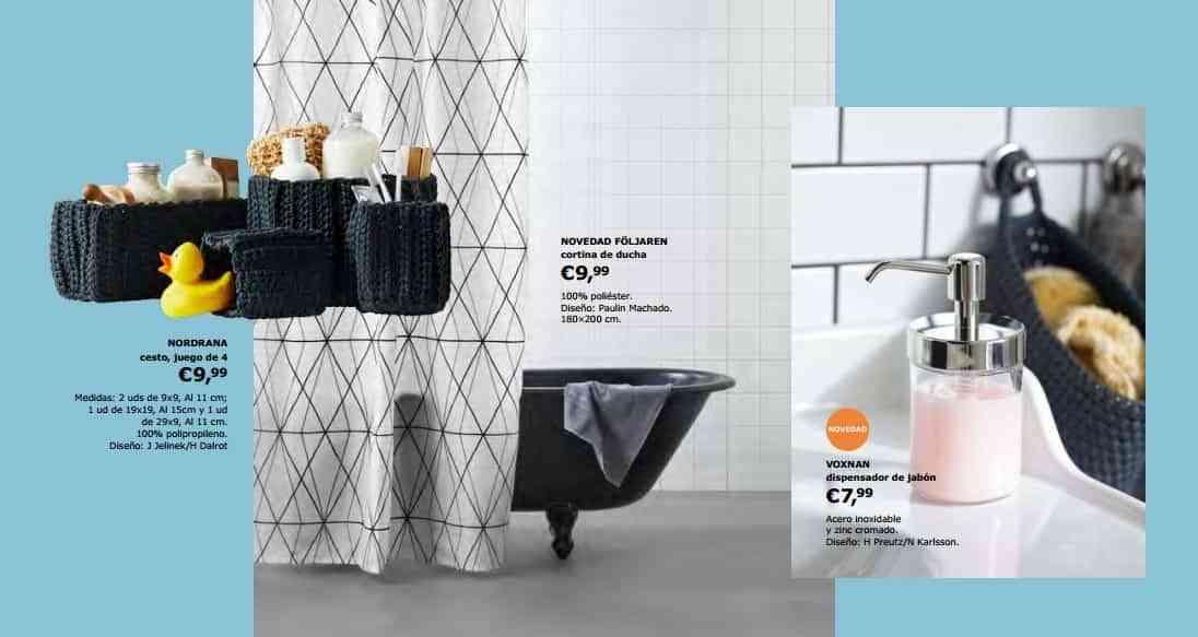 Catálogo IKEA 2018: Todas las novedades en decoración.