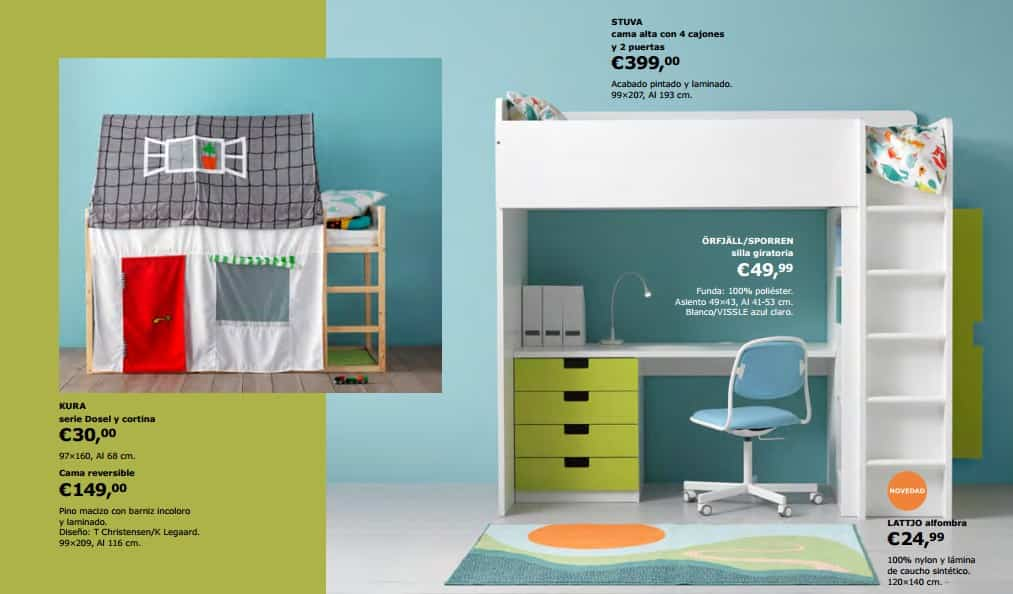 Cat logo ikea 2018 todas las novedades - Ikea catalogo 2017 ...