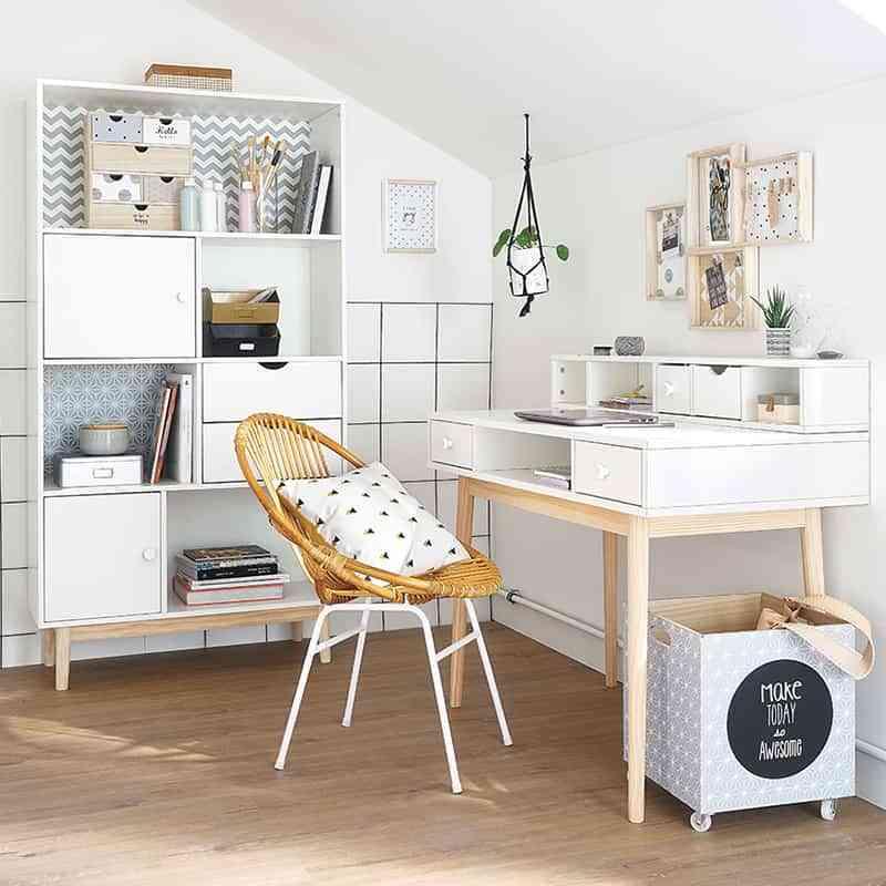 Muebles y complementos de decoración para la vuelta al cole