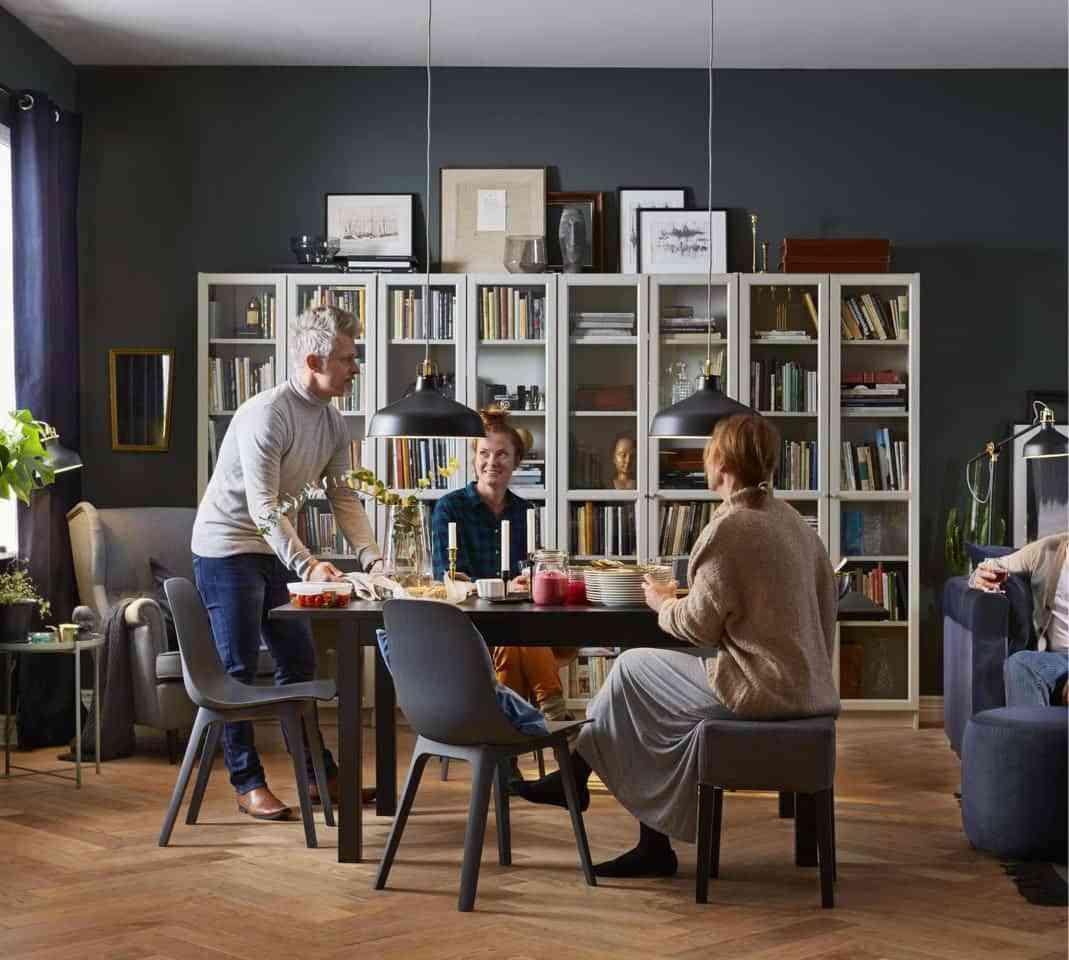 Comedores Ikea Fotos. Free Dekoration Metod Galerie Kche U Ikea ...