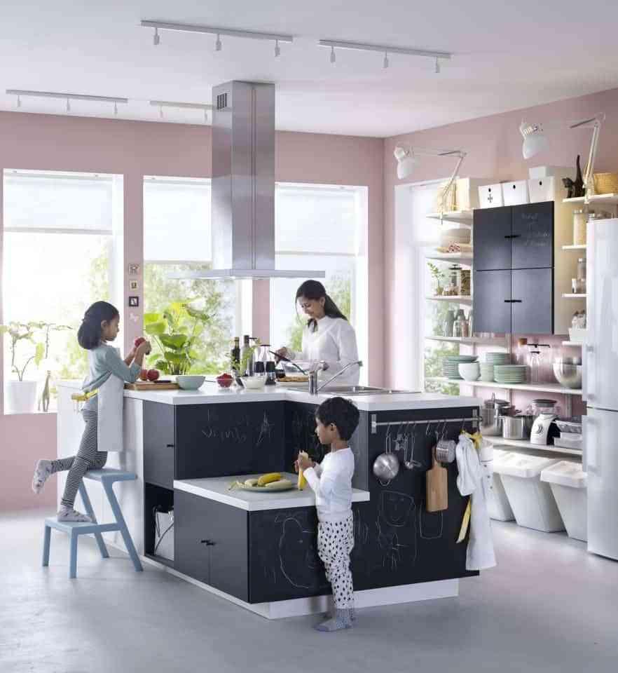 Descubre todas las novedades del cat logo de cocinas ikea 2018 - Configurador cocinas ikea ...