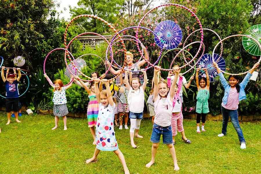 Ideas para triunfar con tus fiestas infantiles al aire libre