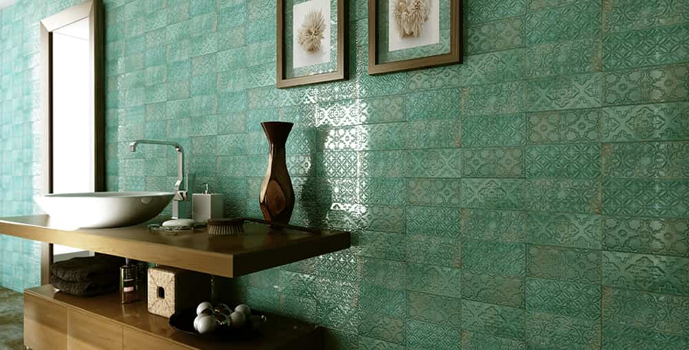 Descubre las nuevas tendencias en cer mica para paredes y - Ultimas tendencias en decoracion de paredes ...