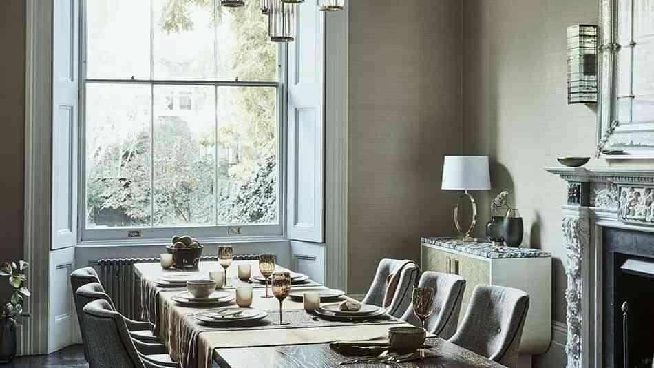 cómo decorar la mesa