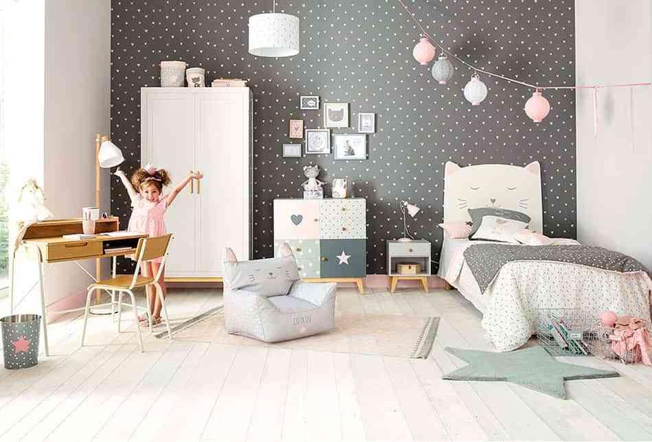 10 habitaciones para ni as que ya no son beb s y que les encantar n - Abitaciones para ninas ...