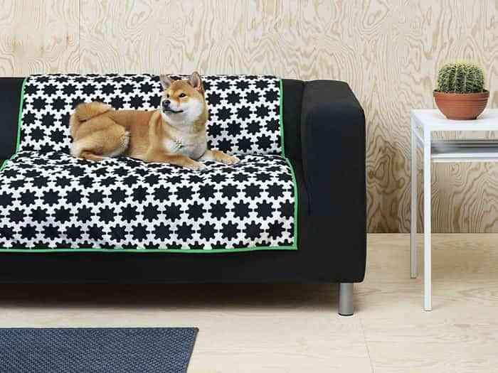 LURVIG, la nueva colección de muebles de IKEA para mascotas