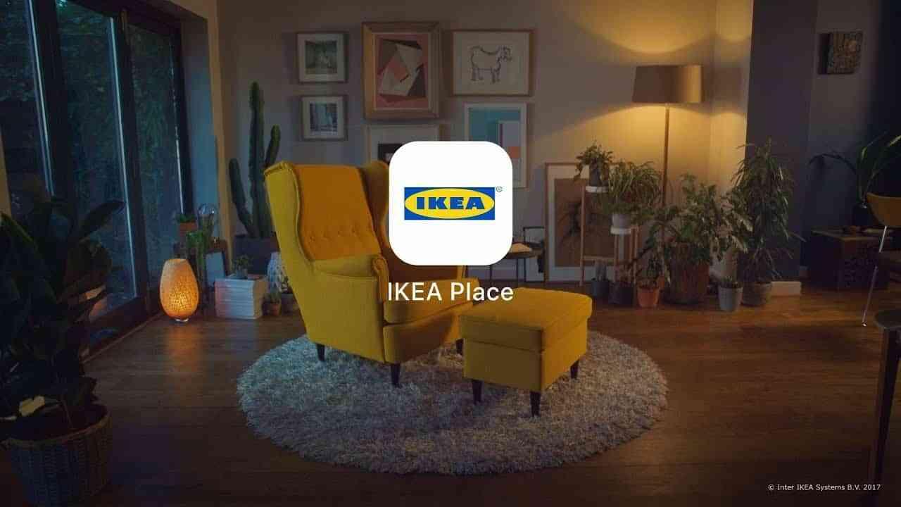 ikea place una app para amueblar nuestros hogares de forma virtual. Black Bedroom Furniture Sets. Home Design Ideas