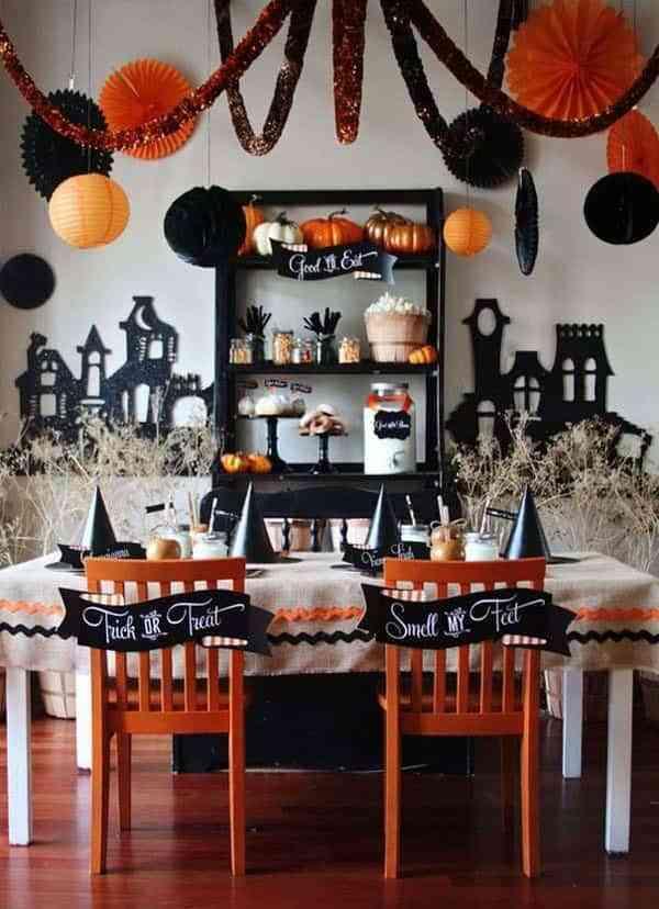 Cómo organizar una fiesta de Halloween terrorífica y divertida