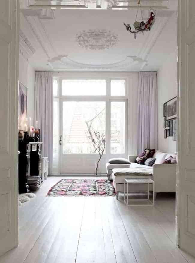 Ideas irresistibles para renovar techos y paredes con molduras - Molduras de poliuretano ...