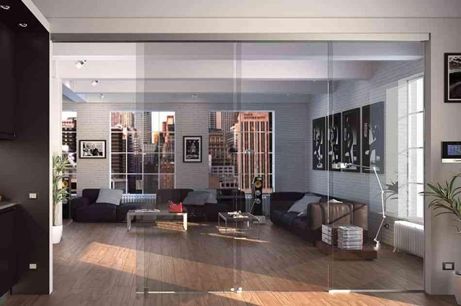 C mo separar espacios sin paredes con total xito for Cerramientos para oficinas